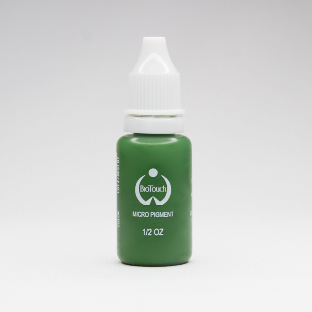 Biotouch Green Micropigment 15 ml