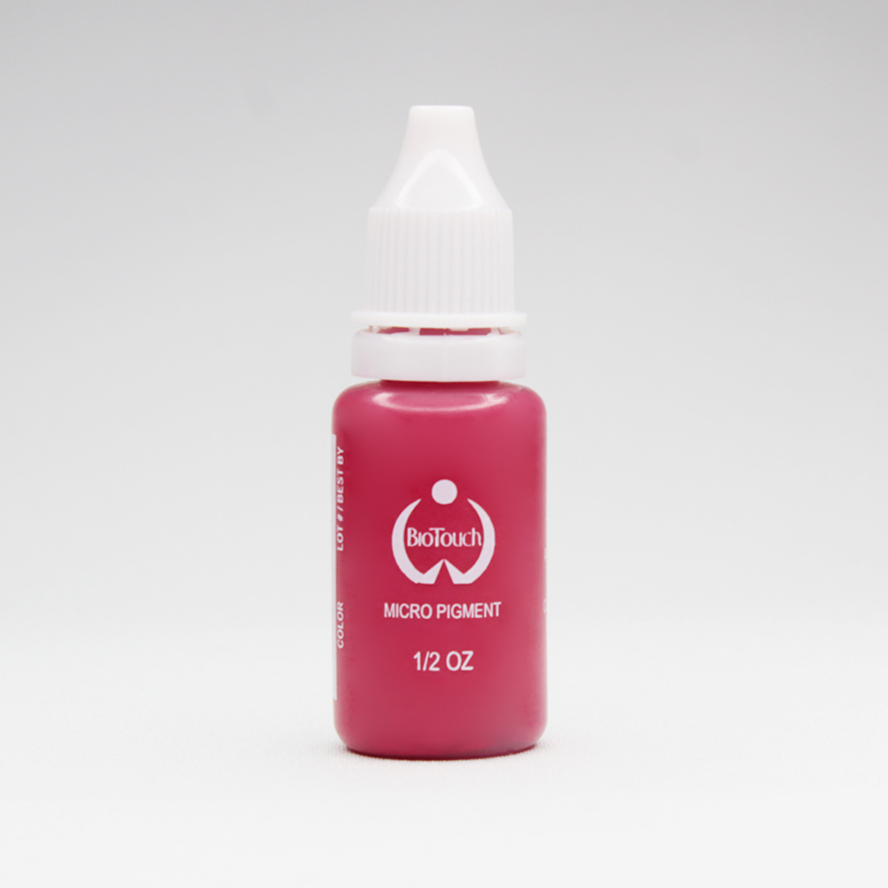 Biotouch Hot Pink Micropigment 15 ml